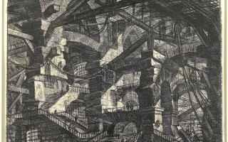 Cultura: puglia  piranesi  mostra  bari  arte