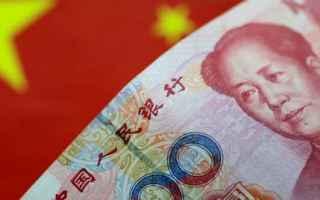 Borsa e Finanza: cina  yuan  piattaforma trading  broker