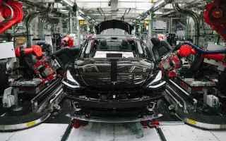 Automobili: auto a guida autonoma self driving car