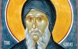 Religione: monachesimo  antonio abate