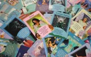 Arte: tarocchi angeli carte lettura angelica