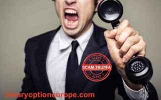 Borsa e Finanza: aiuto forex broker truffa  truffe online