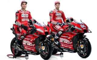 Prima presentazione della stagione 2019, poco fa in Svizzera è stata svelata la nuova Ducati, che d