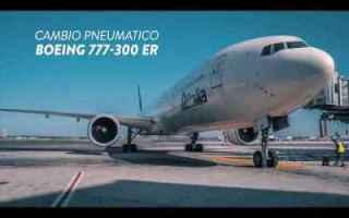 Filmati virali: aereo  alitalia  video  boeing  pit stop