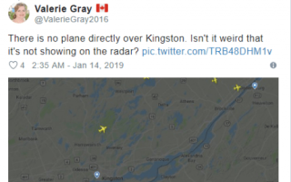 dal Mondo: mistero  aereo  aereo misterioso  canada