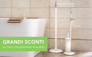 Design: bagno  sconti  arredo bagno  piantane