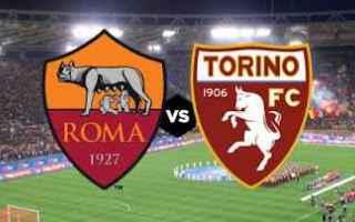 Serie A: roma torino video gol calcio