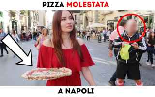 pizza napoli video ragazza est