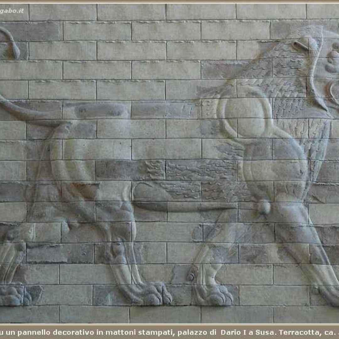 susa  archeologia  arte  babilonesi