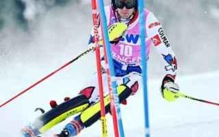 Sport Invernali: SCI ALPINO: SUPER G CORTINA- SLALOM SPECIALE WENGEN: CANNIBALE SHIFFRIN PRIMA VITTORIA DI NOEL