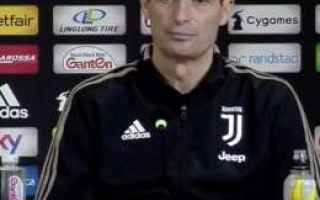Serie A: juventus juve video allegri calcio
