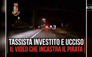 Milano: incidente video morto milano auto