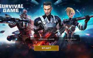 Mobile games: survival game  xiaomi  pubg  fortnite