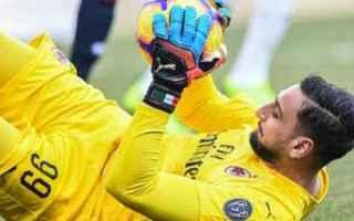 Serie A: milan video intervista donnarumma