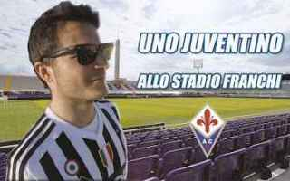 Video online: firenze video stadio juventus tifosi