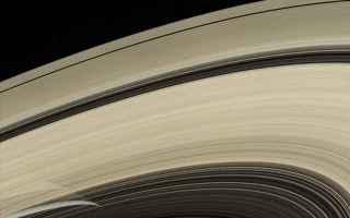 Astronomia: cassini  saturno