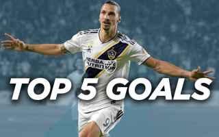 Calcio Estero: ibrahimovic video gol calcio los angeles
