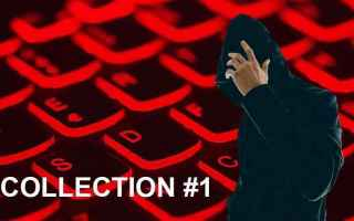 Sicurezza: mail  password  collection#1