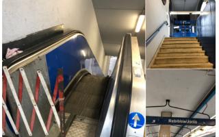 Roma: roma-lido  trasporto pubblico  metro b