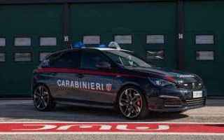 Motori: scuola guida.video carabinieri auto