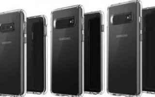 Cellulari: smartphone  samsung  galaxy s10