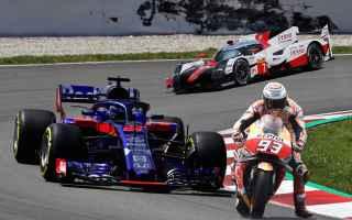 Motori: motorsport  f1  motogp