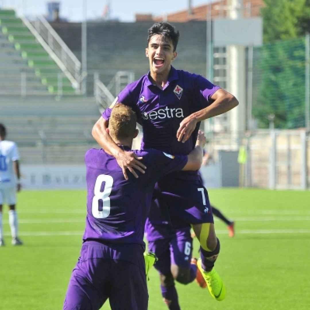 Fiorentina - Juventus 4-3 Guarda Gol e Highlights - Primavera TIM Cup ( Fiorentina)