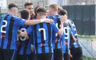 Serie minori: atalanta roma video calcio gol