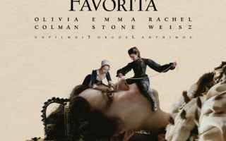 Cinema: la favorita film cinema lanthimos