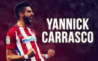 Calciomercato: video carrasco milan gol calcio