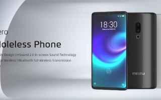 Cellulari: meizu zero  meizu  holeless  smartphone