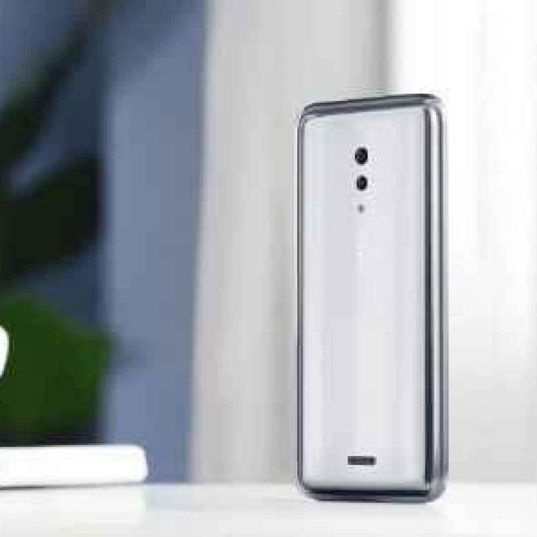 vivo apex 2019  smartphone  holeless