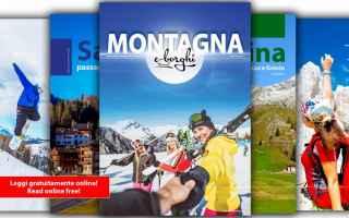 Viaggi: viaggi  borghi  montagna  rivista