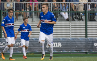 Serie minori: sampdoria juventus video gol calcio