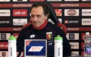 Serie A: prandelli  piatek  serie a