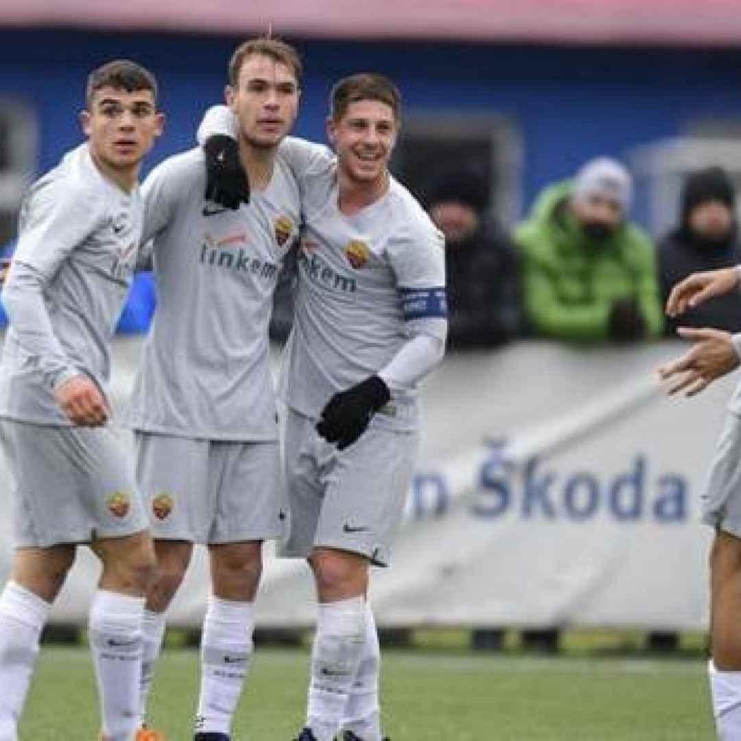 sassuolo roma video gol calcio