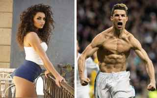 Televisione: raffaella fico ronaldo cr7 video