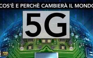 Telefonia: video  5g  tecnologia  mondo  futuro