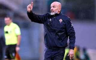 Coppa Italia: fiorentina  roma  formazioni ufficiali