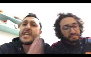 Coppa Italia: roma tifosi video youtuber youtube