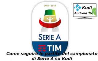 File Sharing: streaming calcio serie a  gratis iptv
