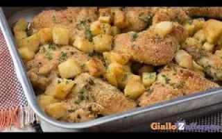 Ricette: ricetta video pollo cucinare cucina