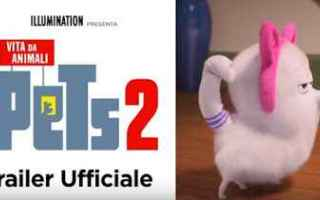 pets 2 nuovo trailer cinema video