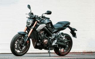 Moto: honda  cb 650 r  naked