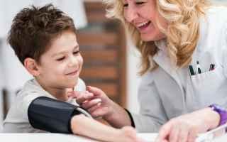 Medicina: bambini  pressione-alta  obesità