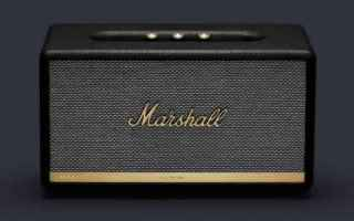 Audio: speaker bluetooth