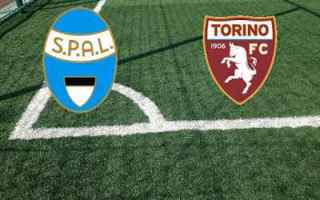 Serie A: spal torino video calcio highlight
