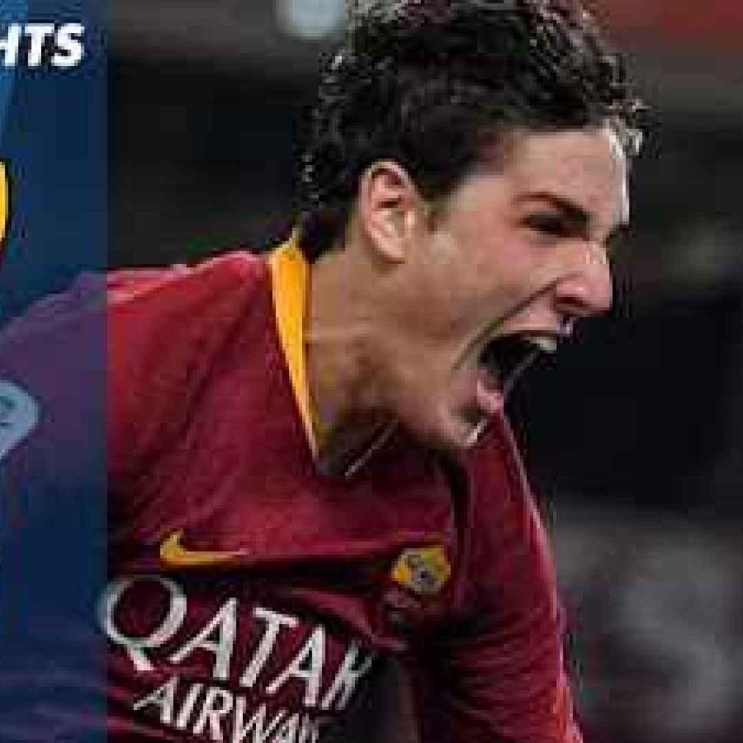 roma milan video gol calcio