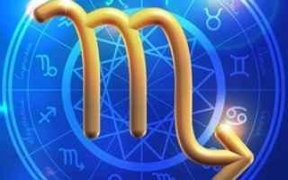 Astrologia: febbraio  scorpione  oroscopo