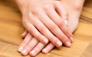 unghie rigate  cura unghie